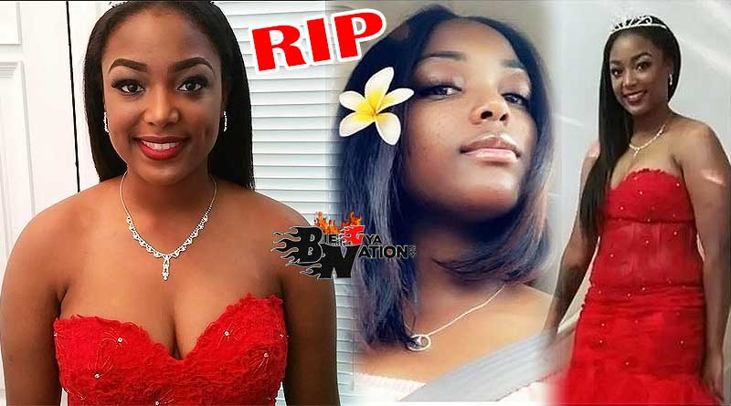 Forth Valley State University student, Anitra Gunn confirmed dead.