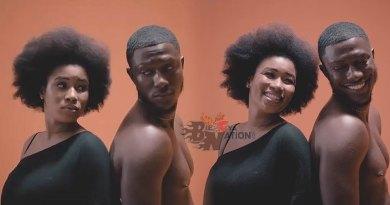 Kweku Darlington Obaa Ne Barima Music Video directed by JMKAD, produced by Jay Scratch.