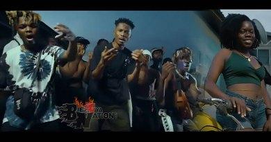 Kwesi Arthur-Quamina Mp-Twitch-Kofi Mole-Ba O Hie Video directed by Yaw Skyface, produced by BoyTheGenius.