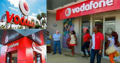 Vodafone South Africa to takeover Vodafone Ghana.