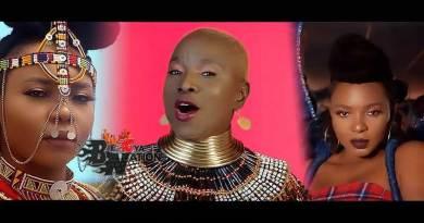 Yemi Alade n Angelique Kidjo – Shekere Music Video directed by Ovie Etseyatse.