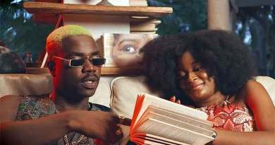 Darkovibes ft King Promise Inna Song Music Video directed by Yaw Skyface n produced by Street Beatz.