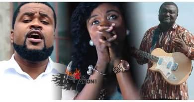Evangelist Diana Asamoah ft Morris Babyface n Koda Odopa Music Video directed by Papa Richie.