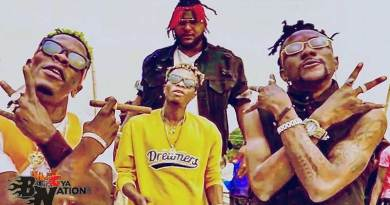 Shatta Wale ft Militants Chacha Music Video directed by PKMI n produced by Gigzbeatz.