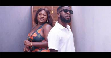 Bisa Kdei ft Sista Afia Ofie Nipa Music Video directed by Prince Dovlo n produced by Nzema Poppin.