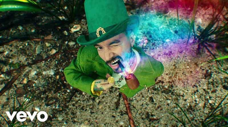 J Balvin n Sky Verde Music Video directed by Colin Tilley.