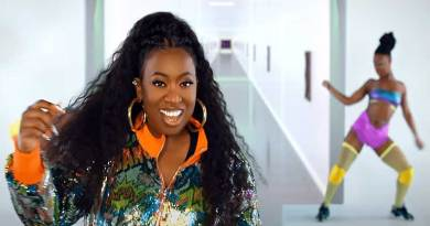 Missy Elliott Cool Off Music Video directed by Daniel Russell.