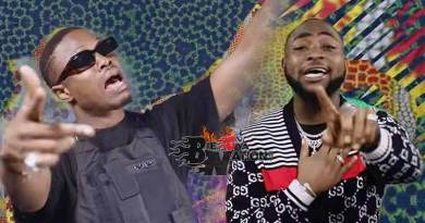 Vector ft Davido Comfort Music Video directed by TG Omori n produced by Vstix.