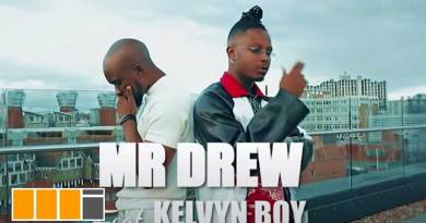 Mr Drew ft Kelvynboy Later Music Video directed by Abbeam n produced by Samsney.