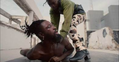 Naira Marley As E Dey Go Music Video.