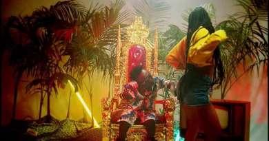 Ahkan ft AY Poyoo Ablekuma Nana Lace Shatta Bundle Blessings Video directed by Benny Black