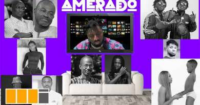 Amerado Yeete Nsem video ft Wendy Shay DopeNation Akuapem Poloo Anas Kuami Eugene.