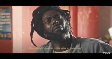 Buju Banton Blessed Music Video directed by Dalia Dias.