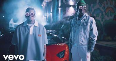 Chris Brown ft Young Thug Go Crazy Music Video directed by Mat Fuller