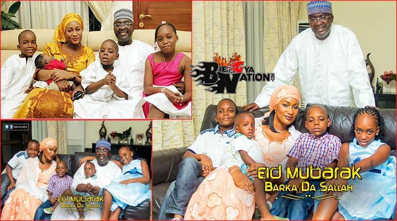 Samira Bawumia children husband Alhaji Dr Mahamudu Bawumia n family