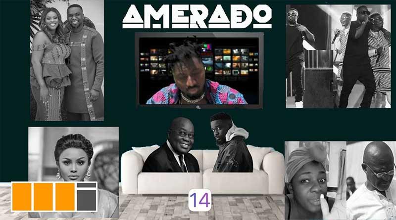 Amerado Yeete Nsem Episode 14 Papa no Mzbel Tracy Boakye Joe Mettle Video