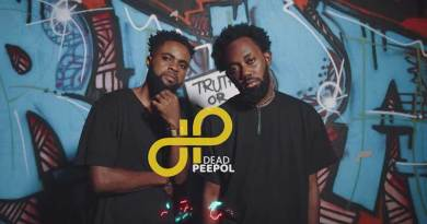 Dead Peepol x Rich Kent Otan Hunu Music Video directed by Kojo Myles