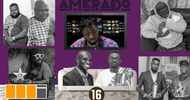 Amerado with Yazzi Sangari n Sherry Boss Yeete Nsem Episode 16 Dr UN Awards Sarkodie Ras Kuuku Video