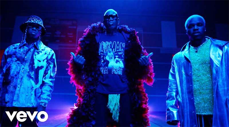 Asap Ferg ft Tyga Dennis Rodman Music Video