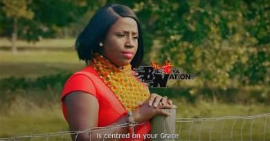 Diana Hamilton Adom Grace Music Video