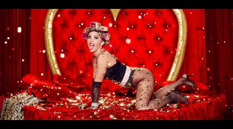 Miley Cyrus Who Owns My Heart Music Video
