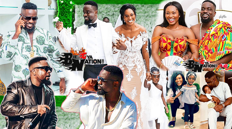 Sarkodie Biography age awards children wife Tracy Sarkcess parents hometown shs education marriage BET awards family