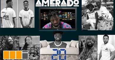 Amerado ft Teacher Kwadwo Yeete Nsem Episode 20 Thomas Partey Video