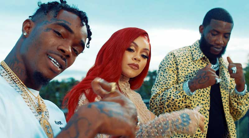 Gucci Mane ft Mulatto Foogiano Meeting Music Video