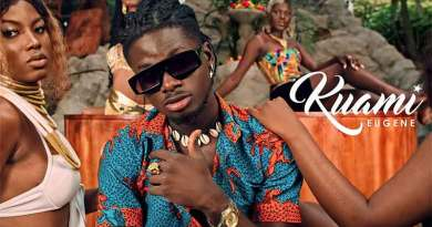 Kuami Eugene ft Falz Show Body Music Video directed by Falz, song produced by Richie Mensah