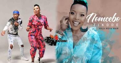 Nomcebo Zikode ft Master KG Xola Moya Wam Music Video directed by Blaqbad