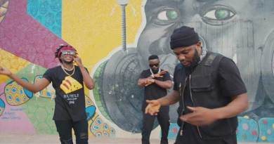R2Bees ft Sarkodie Yawa Music Video directed by Jay