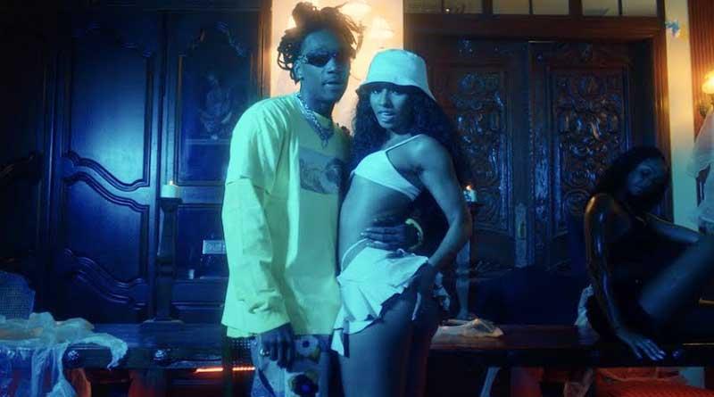 Wiz Khalifa ft Rubi Rose POV Music Video
