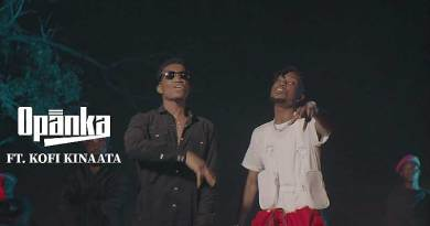 Opanka ft Kofi Kinaata Hold On Music Video directed by Bra Shizzle, song produced by Fox Beatz