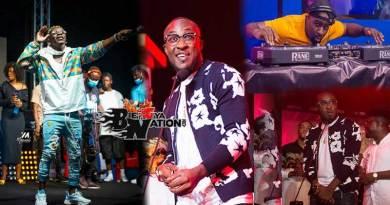 full list of winners at 2020 Ghana DJ Awards DJ Vyrusky