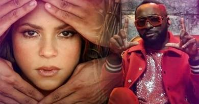 Black Eyed Peas Shakira Girl Like Me Music Video directed by Rich Lee.