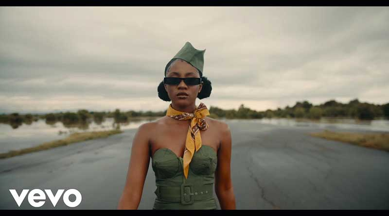 Cina Soul Die For You Music Video directed by Gene Adu, song produced by Jordan Beatz