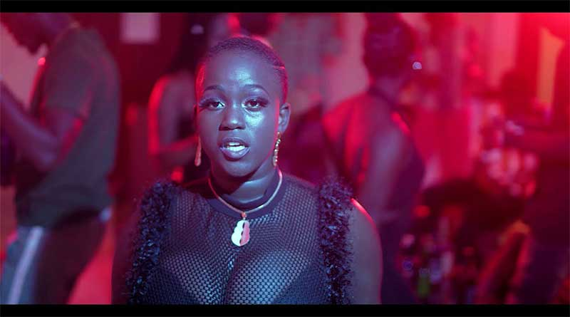 Kimmy ft Medikal Korkorkor Music Video directed by Banitchi, song produced by Unkle Beatz.