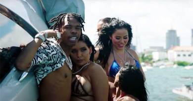 Lil Baby On Me Music Video directed by Lil Babay.