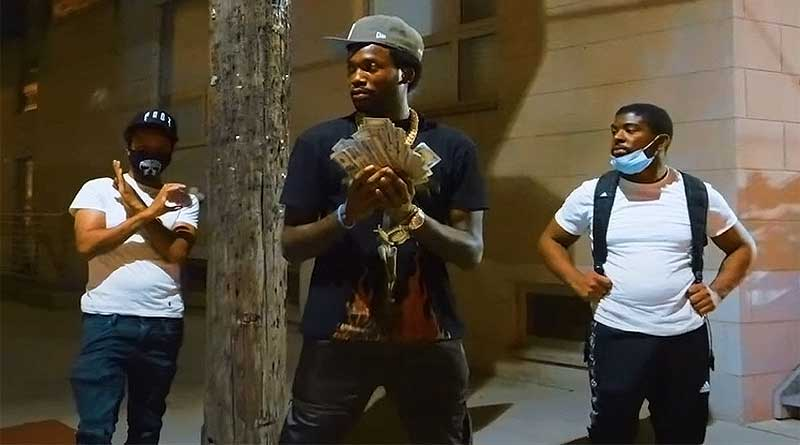 Meek Mill ft Vory Middle Of It Music Video