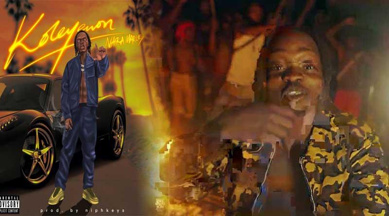 Naira Marley Koleyewon Music Video
