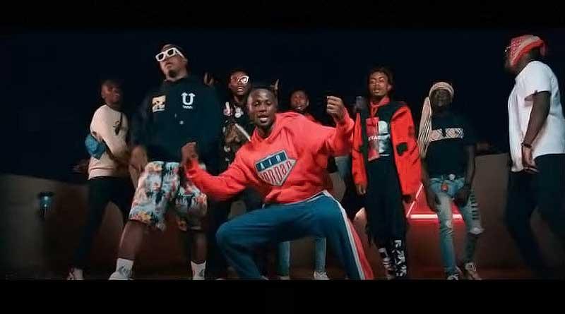 Showboy ft Kojo Phino Kweku Flick AMG Armani Ypee Nyame Dada Music Video directed by Mysta Bruce