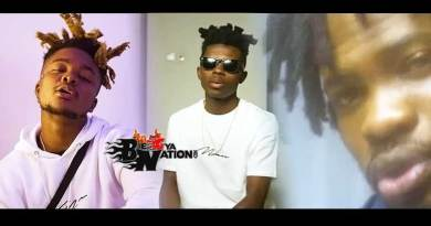 Strongman ft Quamina Mp Fameye Awuraba Music Video directed by Prince Dovlo, song produced by Tubhani Muzik