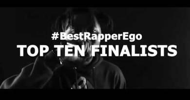 Amerado ft Blezdee, Semenhyia, Odeneho, Mackesh, Akwa P, OT n Aiges, Amewuga, NBee, Omar Burner, Ekuation, Best Rapper Ego Cypher Video