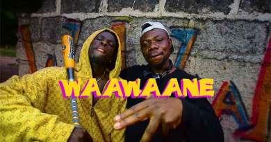 King Paluta ft Alhaji Bull Edey Bee Waawaane Music Video