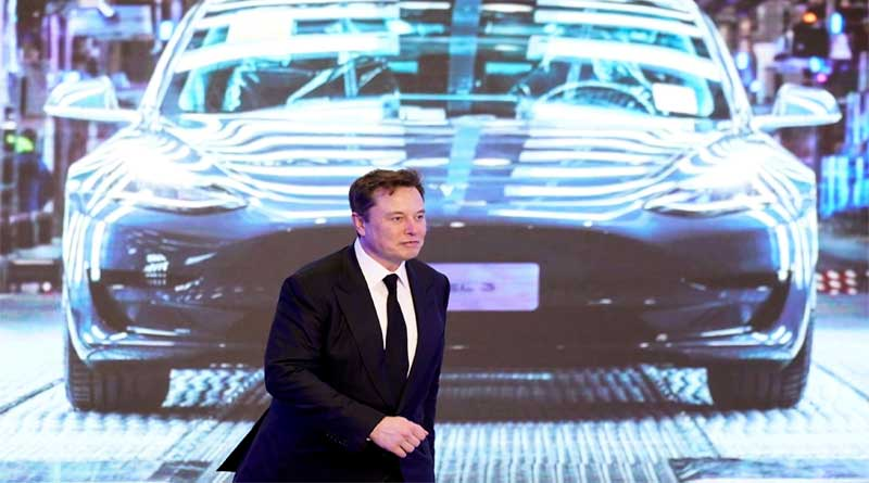 Tesla SpaceX boss Elon Musk now the richest person in the world