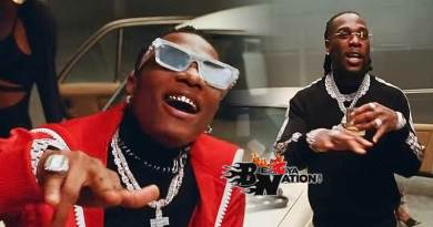 WizKid ft Burna Boy Ginger Music Video directed by Meji Alabi, song produced by P2J