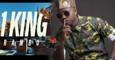 Flowking Stone 1King Rambo Music Video directed by Flowking Stone, song produced by Tubhani Muzik.