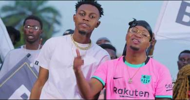 Kweku Flick ft Ko-Jo Cue Adwuma Nasi Music Video directed by Nuel, song produced by Fortune Dane and Apya.