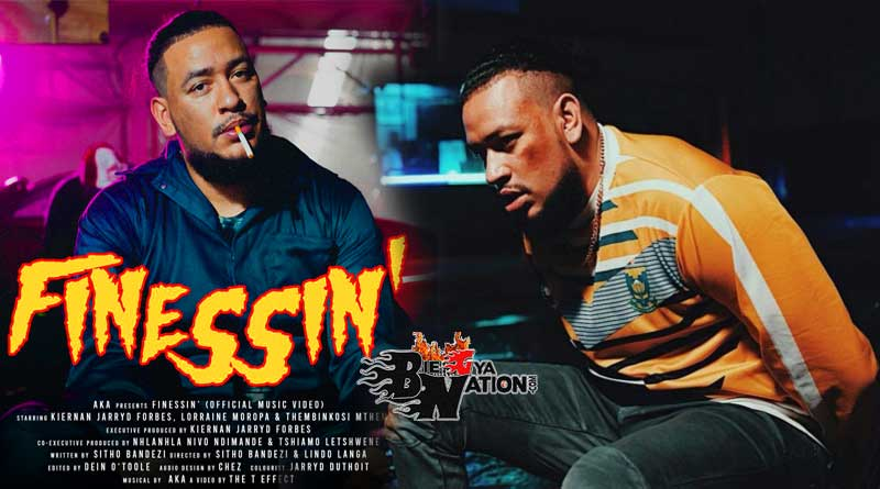 AKA Finessin Music Video directed by Lindo Langa.
