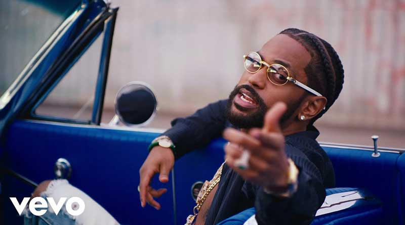 Big Sean ft Nipsey Hussle Deep Reverence Music Video directed by Sergio, song produced by G. Ry Chahayed.